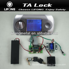 Factory supply electronic safe lock with touch-screen