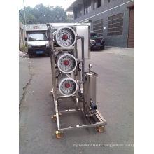 Système RO (3000L / H) pour équipement de traitement de l'eau