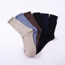 chaussettes habillées personnalisées en coton bio pour l'été