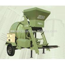 Venta caliente JZC350 Mezclador De Concreto De Motor Eléctrico