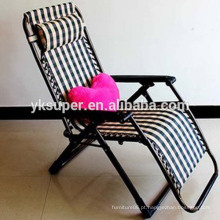 Cadeira de gravidade chaise lounge cadeira de gravidade zero, cadeira reclinável dobrável