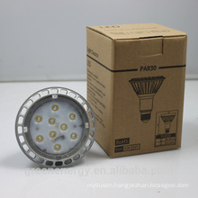2014 top manufacturer aluminum dimmable led par light with Energystar UL TUV approved