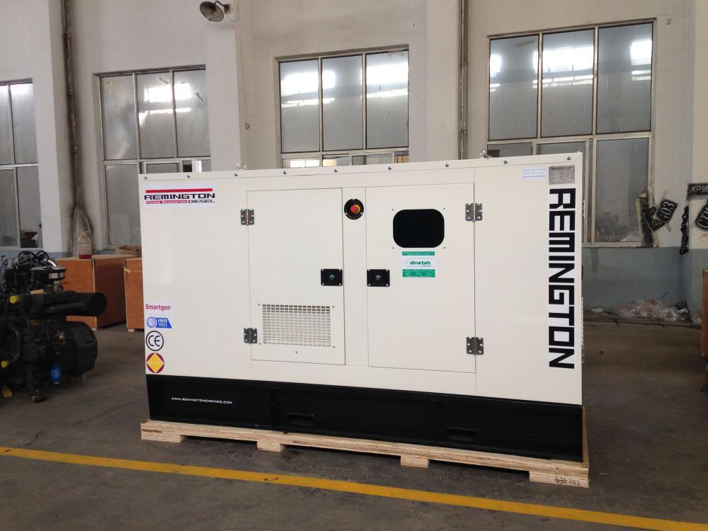 Cummins 48KW/60KVA Soundproof Generator