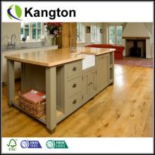 Knotty Antique Solid Oak Wood Flooring (solid wood flooring)