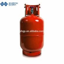 Venda quente !!! Bangladesh 12,5 kg Cilindro de gás GLP com preço competitivo
