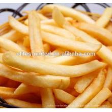 Batatas fritas congeladas