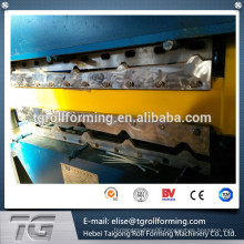 Fast Speed Double Layer Roof and Wall Roll Forming Machine for Steel Building