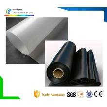 Imperméabilisant HDPE Geomembrane Liner pour la construction, l'aquiculture et l'agriculture