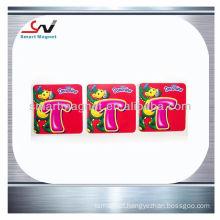 Wholesale lovely promotion rubber fridge magnet