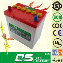 JIS-N36 12V36AH, JIS Dry Charged Car Battery Auto Battery