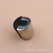Wholesale high quality round rubber door stopper with warranty 36 months