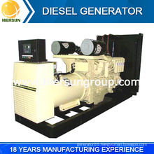 Easy maintenance new product Hiersun HC800 800kw diesel generator for sale