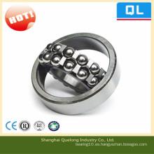 Rodamiento de bolas autoalineable de alta precisión de material original