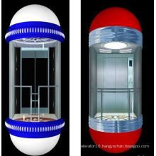 Machine roomless Observation Lift/Panorama Elevator
