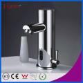 Fyeer Einzelhandgriff Badezimmer Automatischer Waschbecken Sensor Wasserhahn