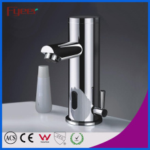 Fyeer Single Handle Bathroom Automatic Washbasin Sensor Faucet