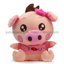 Brinquedo de pelúcia personalizado estilo novo do miúdo, brinquedo de pelúcia