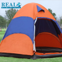 Popular outdoor camping collapsible tents large size 2 layers camping tent manufacturer China