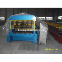 galvanized steel coil floor decking cold roll machine price/pre-painted coil sheet floor decking making machine
