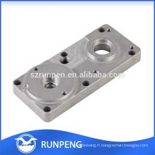 Pièces de caisse d'engrenage à moteur en fonte d'aluminium de précision Precision Aluminium