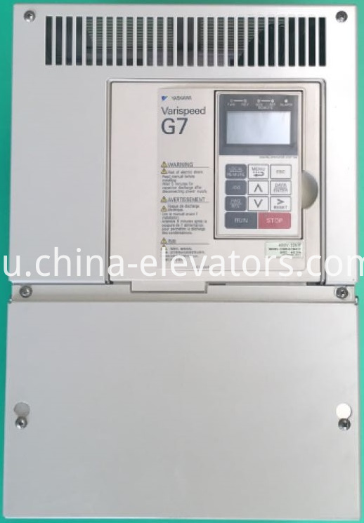 YASKAWA G7 Inverter for Elevators CIMR-G7B4022 / 22kW