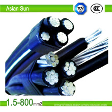 ABC Service Drop Cable with Medium Voltage