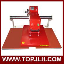 Machine de presse de sublimation transfert T Shirt Station Double chaleur pneumatique