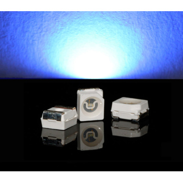Ultra ljus 3528 0.2W Blue LED Epistar Chip