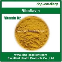 Riboflavina Vitamina B2 Nº CAS 83-88-5