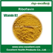 Riboflavine Vitamine B2 N ° CAS 83-88-5