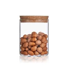 Storage Containers Glass Jar With Cork Lid Jar Glass Food Storage
