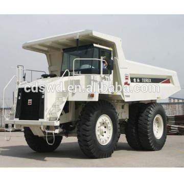terex tr60 NHL dump truck machine