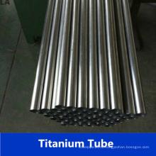 Титановая трубка для нагревателя (Gr1, Gr2, Gr3, Gr7, Gr9, Gr12)
