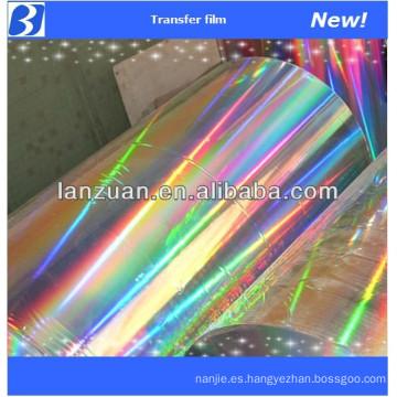 2014 best quality laser bopp thermal lamination film