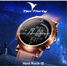 Multifunction Smart Outdoor Sport Men′s Wrist Watch