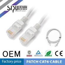 SIPU échantillons gratuits 3FT 1M CAT6 LAN réseau Ethernet blindé STP/UTP Patch Cable cordon RJ45 de 550MHz