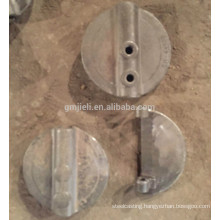stainless steel investment casting valve plate