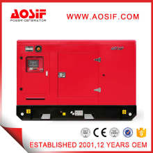Aosif 150kw Soundproof Generator with Cummins Engine & Leory Somer Alternator
