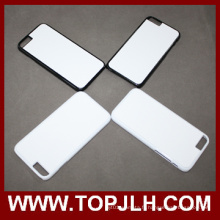 Sublimation Etui de téléphone Mobile en plastique blanc pour iPhone 6/6 s