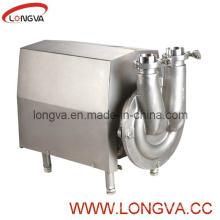 Pompe auto-amorçante en acier inoxydable Cip pour lait, Liquild