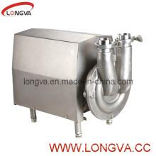 Stainless Steel Cip Self-Priming Pump for Milk, Liquild