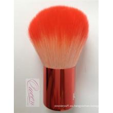 Cepillo suave de la marca de fábrica de la etiqueta privada de Kabuki