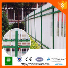 Trade assurance wrought iron fence panels/galvanized fence panels/cheap fence panels