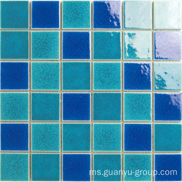 SWIMMING POOL MOSAIC GLAZED
