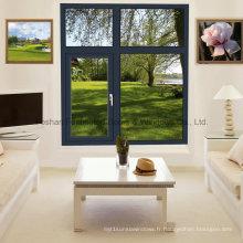 Feelingtop Thermal Break Aluminium Glass Tilt -Turn Casement Window