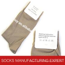 Luxus Silk Socke für Männer