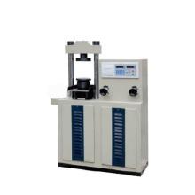 Máquina de teste de compressão de cimento Display Digital