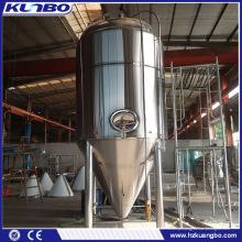 Tanque de cerveja de fermento de bebida de álcool