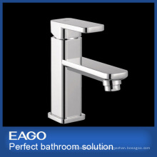 Chrome Square Shape Washbasin Faucet
