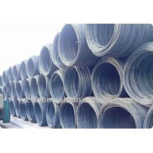 1008B Fabricación de alambrón de acero de 6,5 mm
